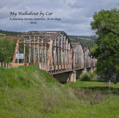 My Walkabout by Car book cover