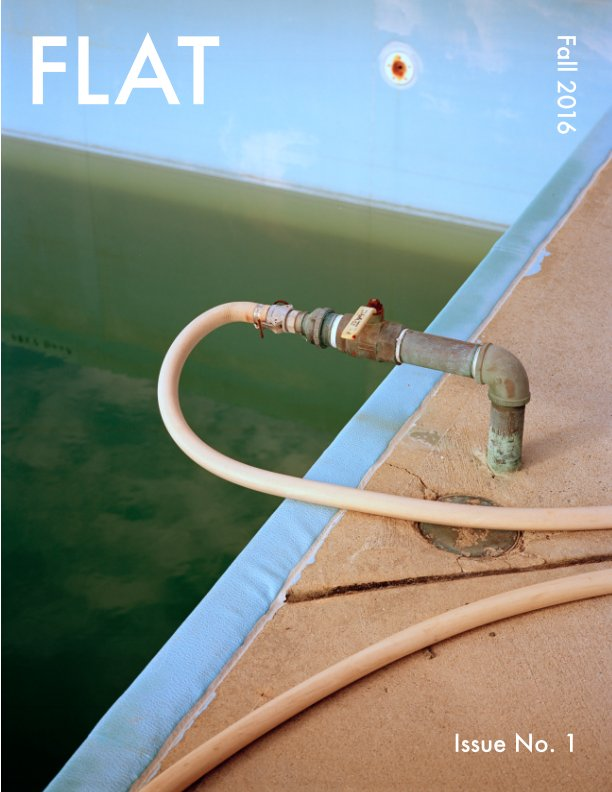 View Issue No. 1 by Flat Magazine