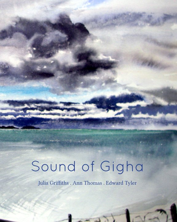 View Sound of Gigha by Ed Tyler