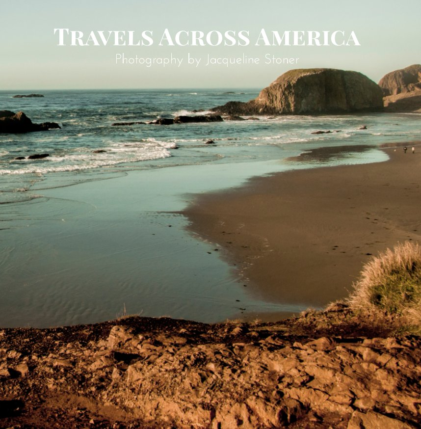 View Travels Across America by Jacqueline Stoner