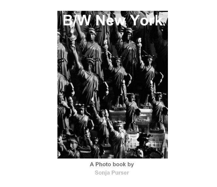 View B/W New York by Sonja Purser