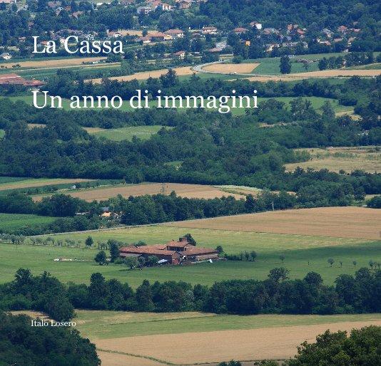 View La Cassa Un anno di immagini by Italo Losero