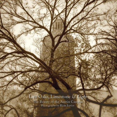 View Live Oaks, Limestone & Light (7x7SC) by Blake Justice