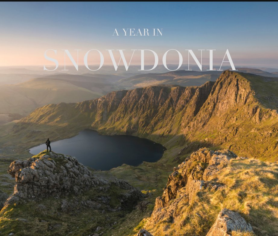 View A YEAR IN SNOWDONIA by Kris Williams