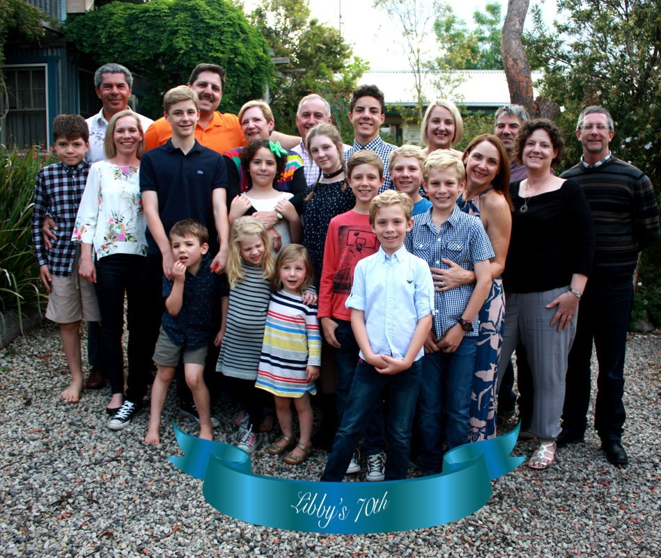 View Libby's 70th by Tony Roberts