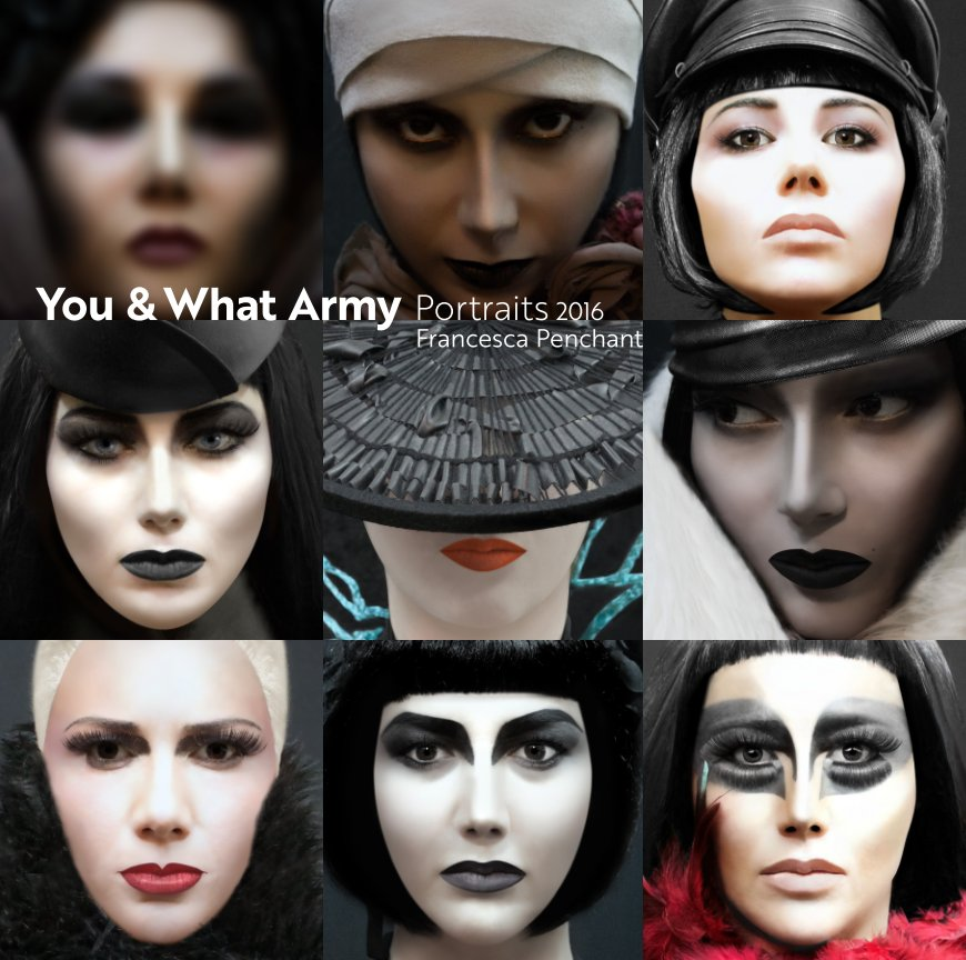 View You & What Army by Francesca Penchant