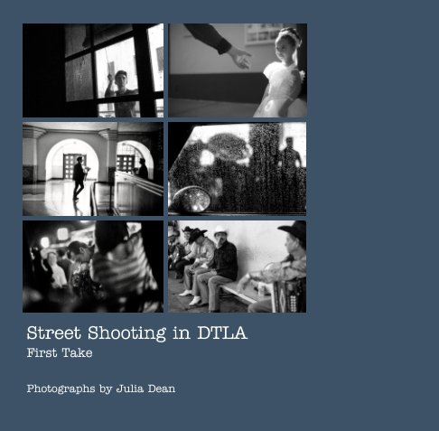View Street Shooting in DTLA by Julia Dean