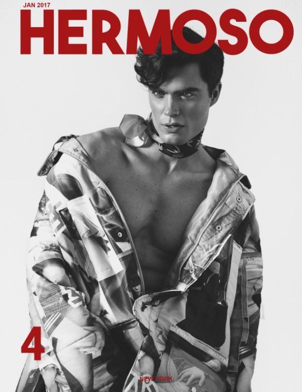 View Hermoso Magazine: Issue 4 by Desnudo Magazine