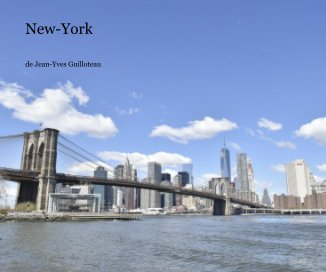 New-York book cover