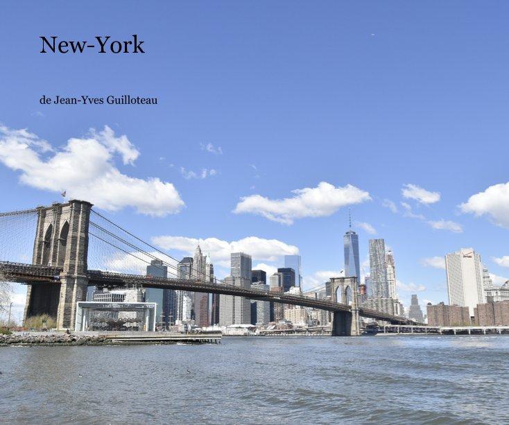 Bekijk New-York op de Jean-Yves Guilloteau