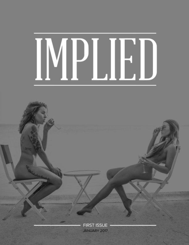 View IMPLIED Magazine by IMPLIED