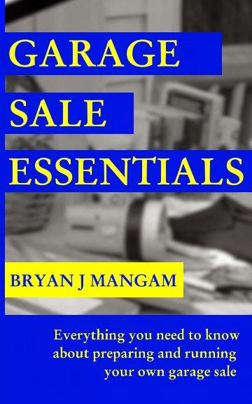 garage sale essentials