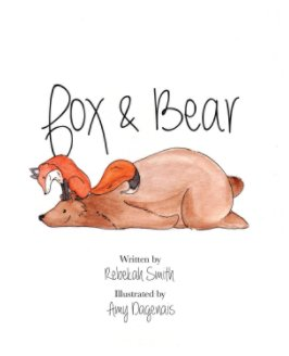 Fox and Bear book cover