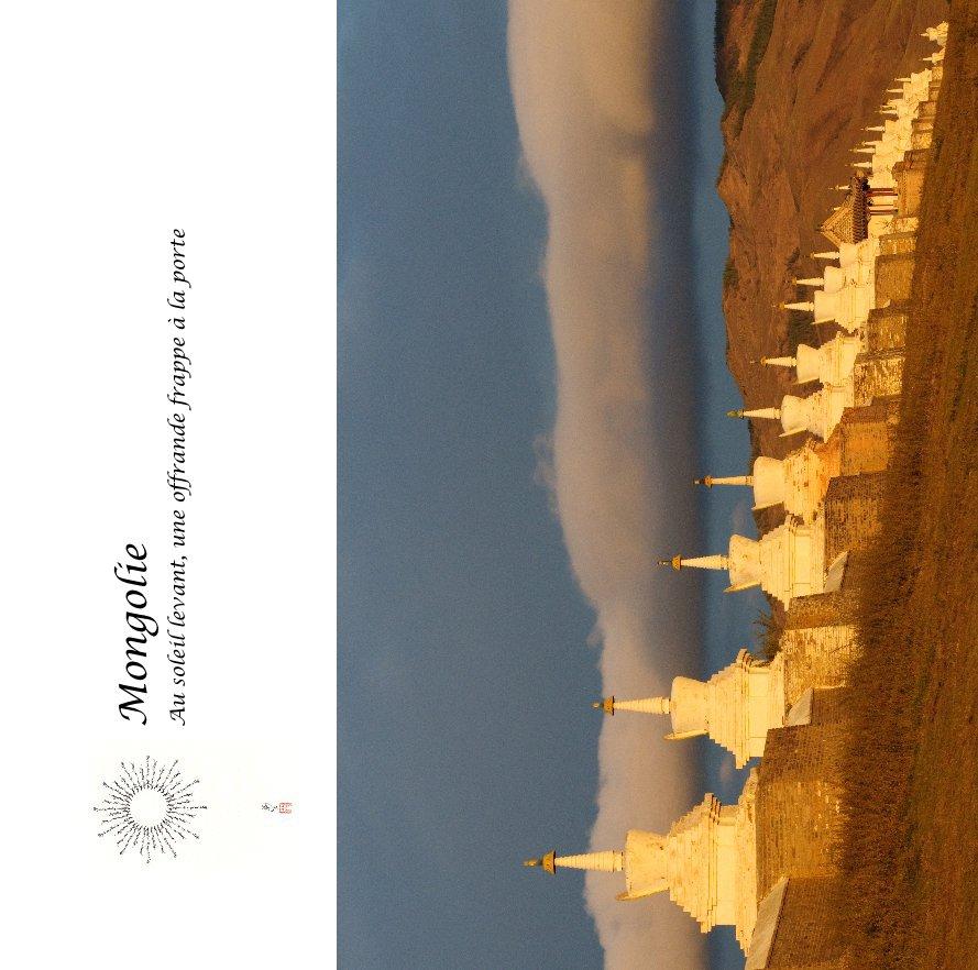 View Mongolie by Pablo Fourez