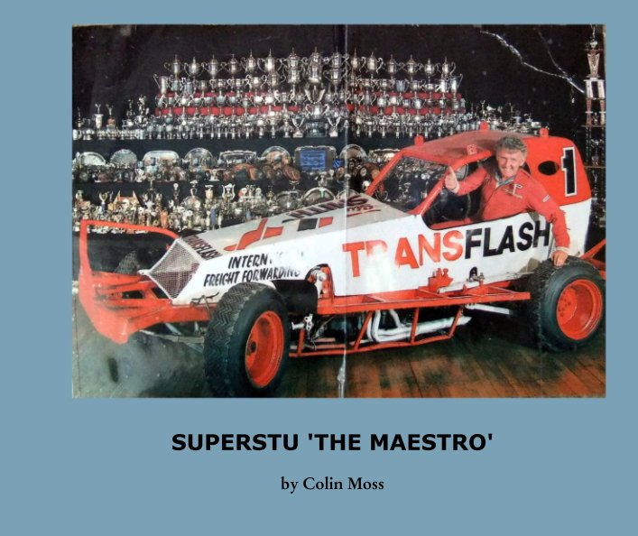 View SuperStu 'The Maestro' by Colin Moss