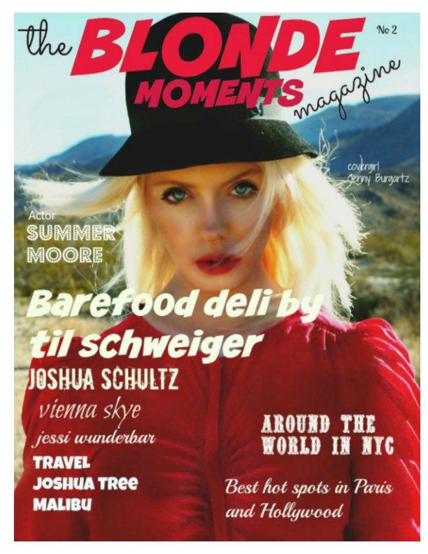 the blonde moments magazine nach jenny burgartz anzeigen