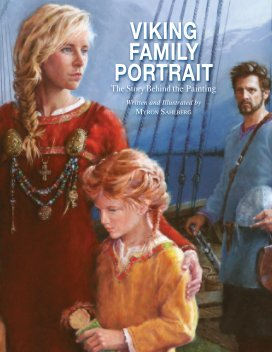 Viking Family Portrait book cover