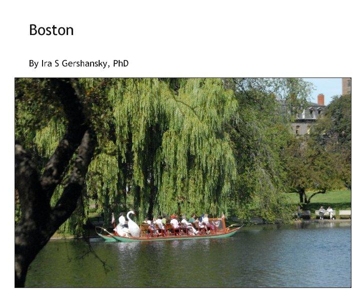 Ver Boston por Ira S Gershansky, PhD