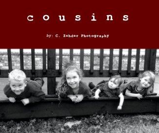 c o u s i n s book cover