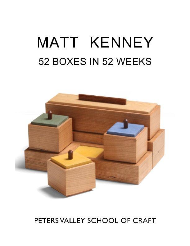 View Matt Kenney by Peters Valley School of Craft