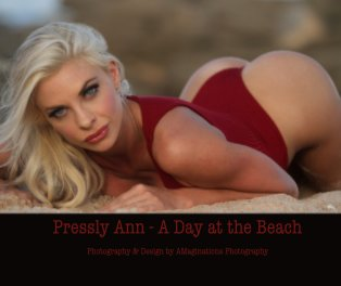 Pressly Ann - A Day at the Beach book cover