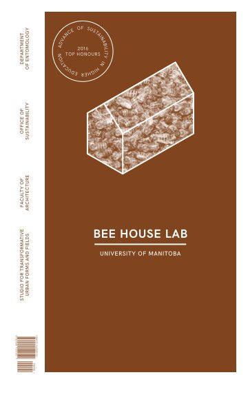 View Bee House Lab by OCDI Press