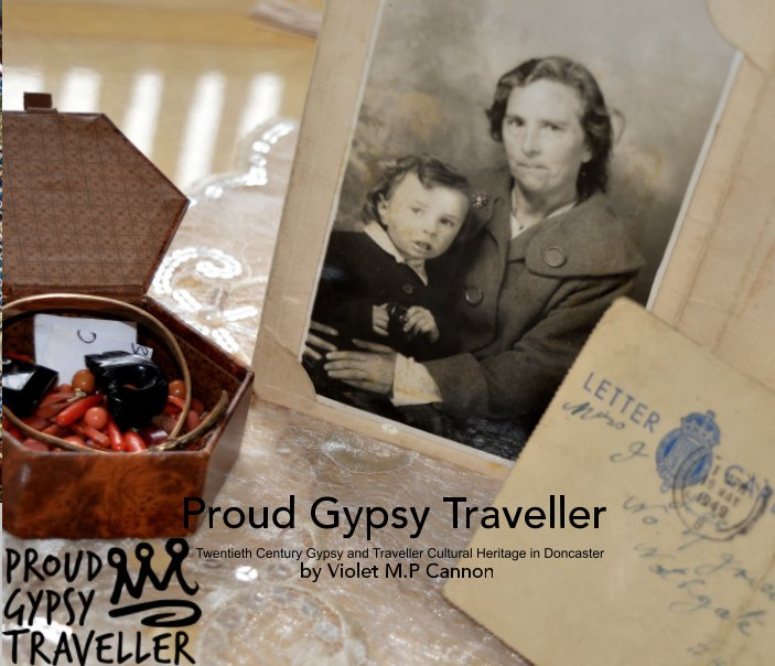 View Proud Gypsy Traveller by Violet Cannon