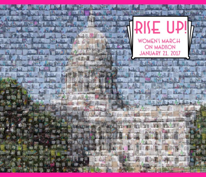 View Rise Up! by Amy Atalla Hill