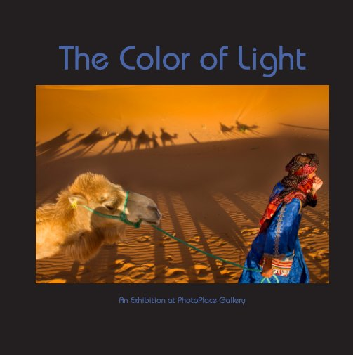 View Color of Light, Hardcover Imagewrap by PhotoPlace Gallery