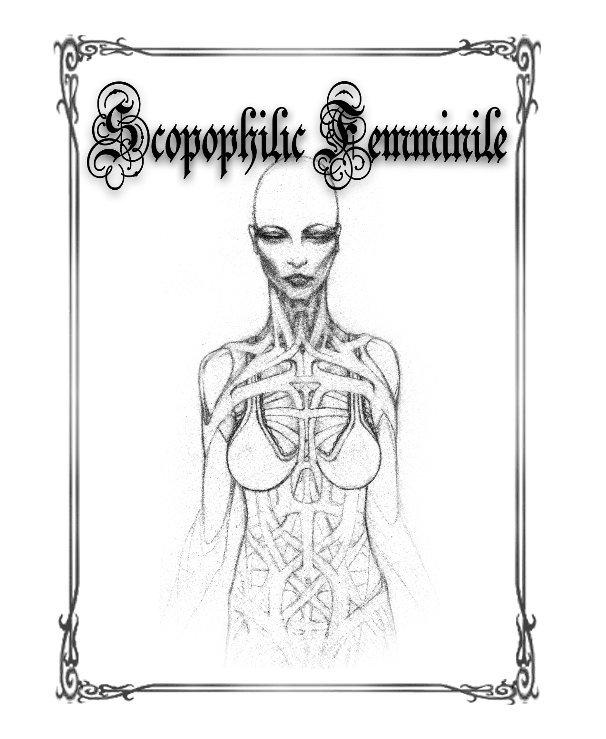 View Scopophilic Femminile by Dack Oenomaus
