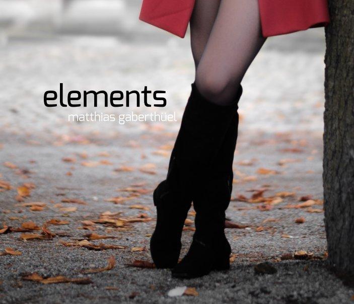 View elements by Matthias Gaberthüel