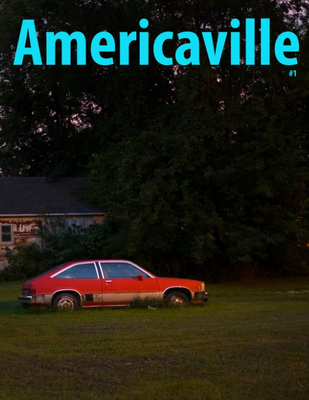 View Americaville #1 by Carl Corey