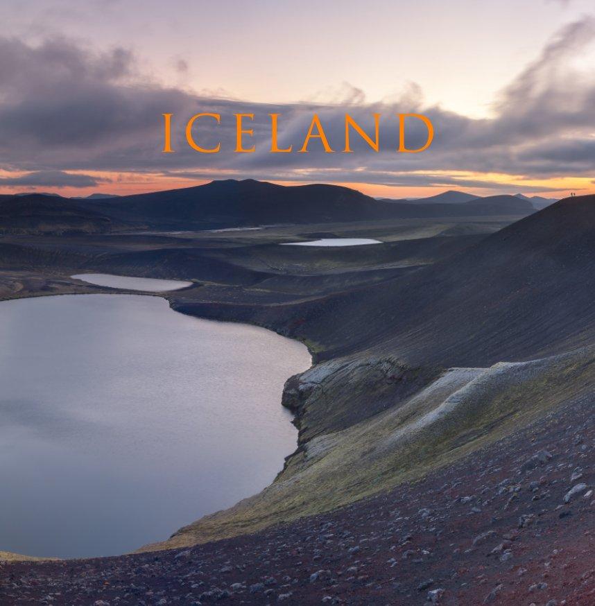 View Iceland Book by Oleg Ershov