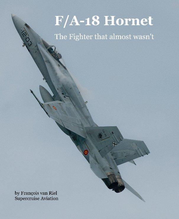 Bekijk F/A-18 Hornet op François van Riel