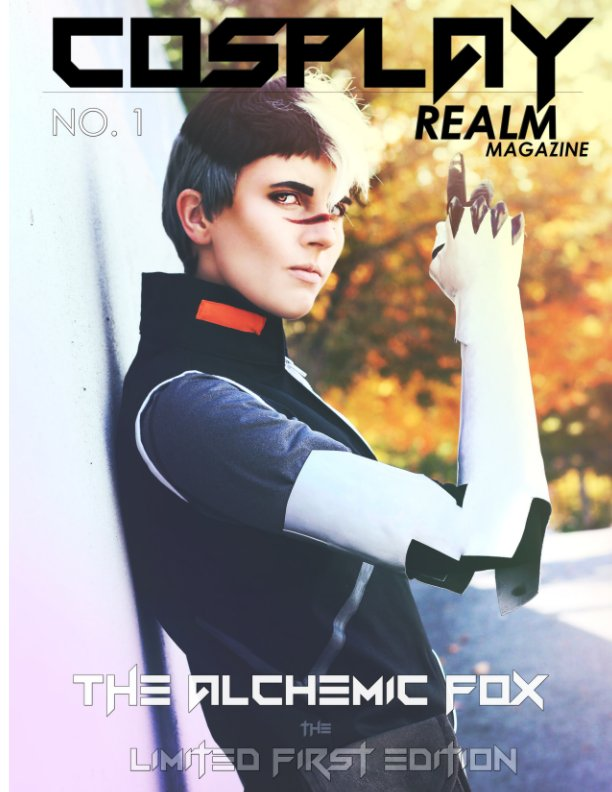 View Cosplay Realm Magazine by Em Connelly