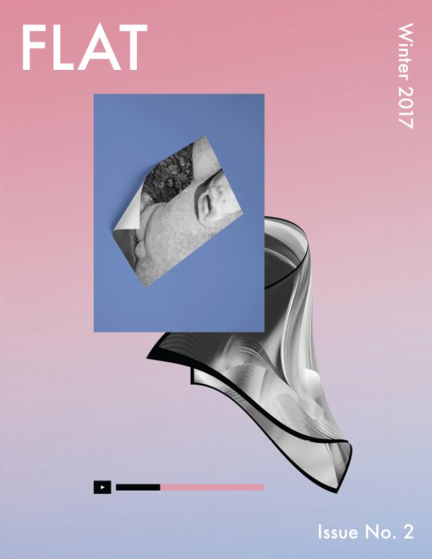 View Issue No. 2 by Flat Magazine