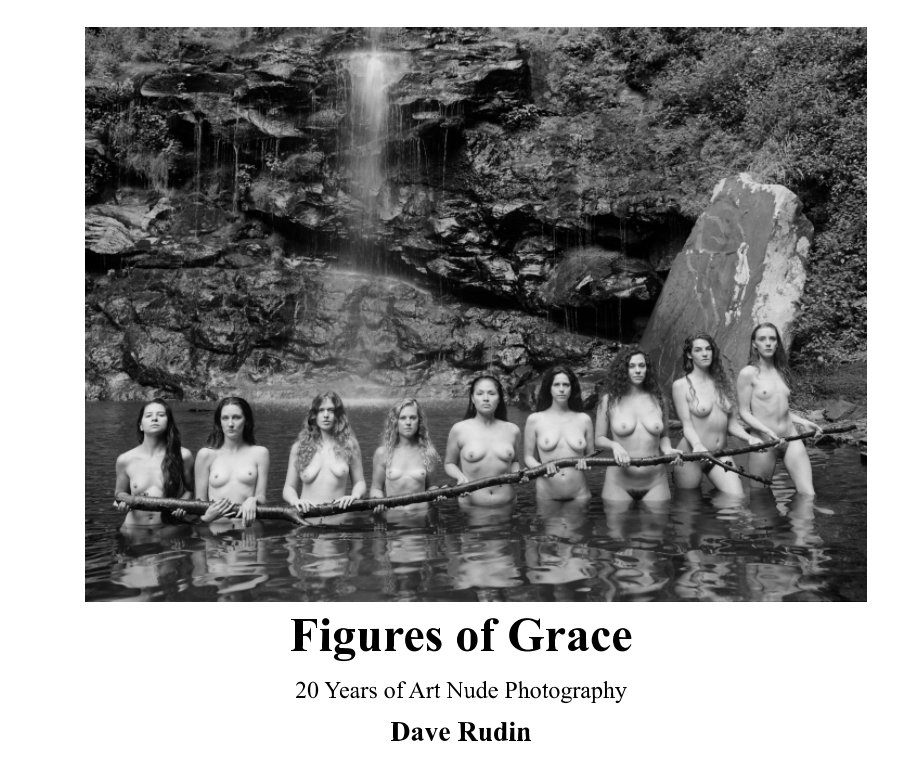 View Figures of Grace (11 x 13 Premium Lustre Edition) by Dave Rudin