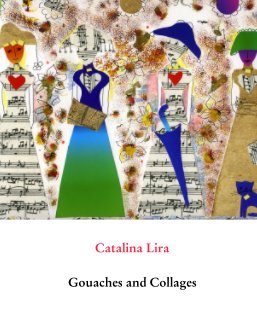 Gouaches and Collages book cover