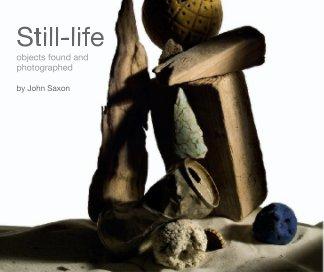 Still-life book cover