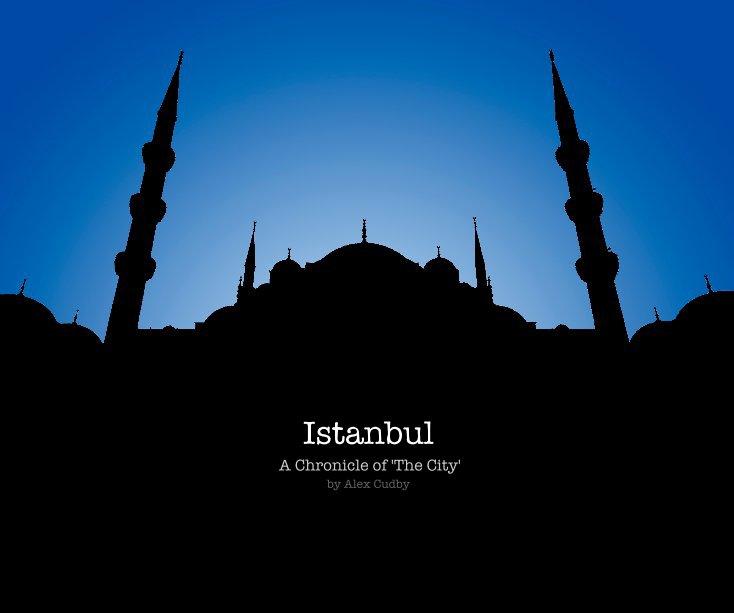 View Istanbul by Alex Cudby