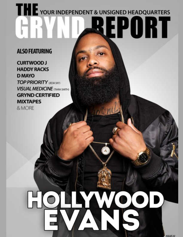 View THE GRYND REPORT ISSUE 22 by TGR MEDIA