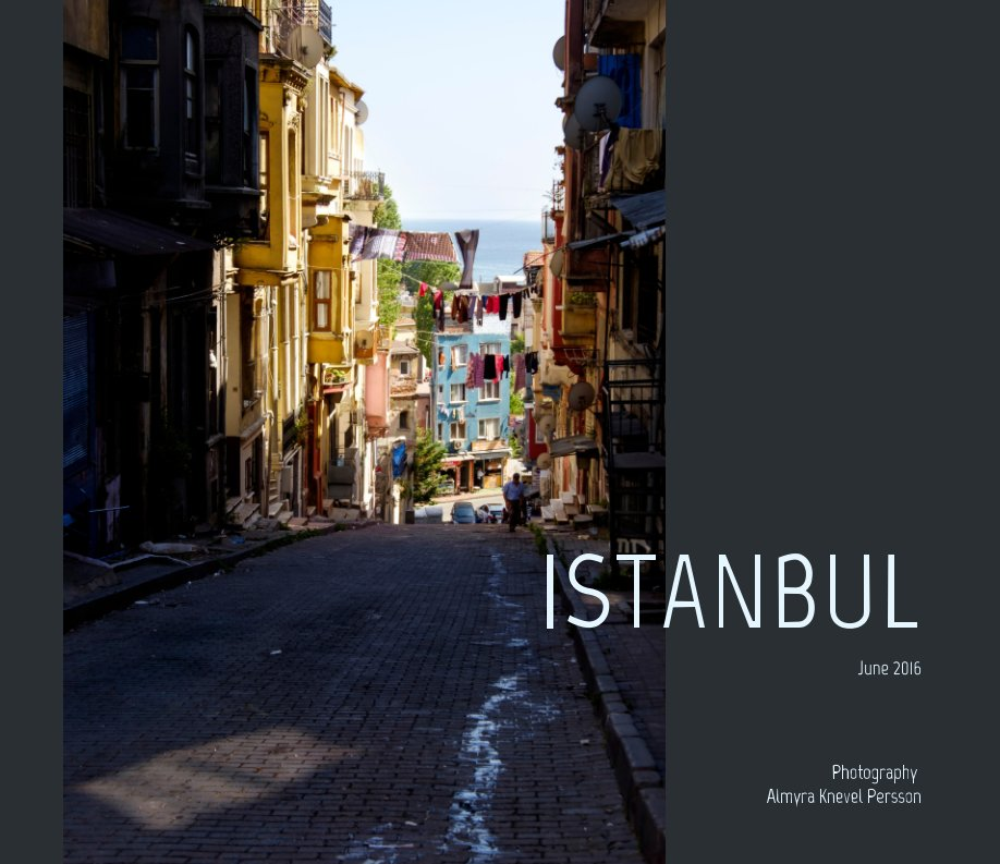 View ISTANBUL 2016 by Almyra Knevel Persson