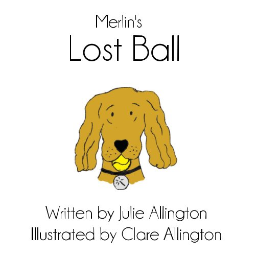 View Merlin's Lost Ball by Julie and Clare Allington
