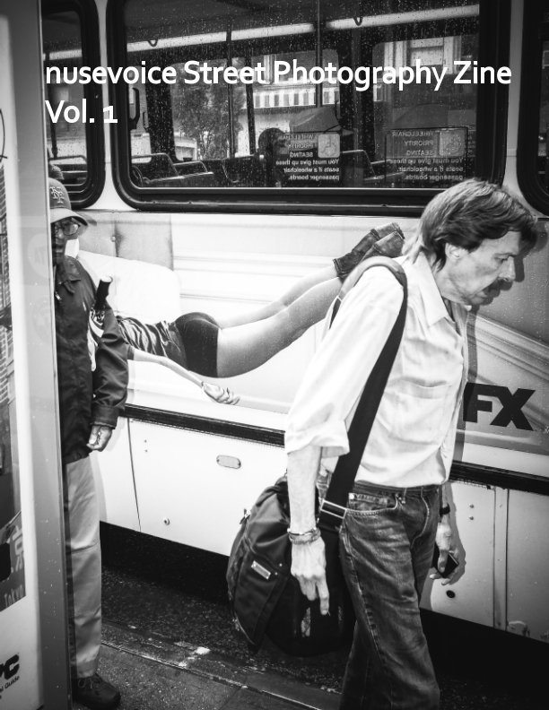 Bekijk nusevoice Street Chronicles Zine op Troy Barrow, nusevoice photography