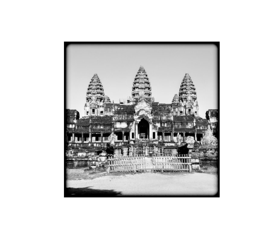 View Angkor by Trevor Pollard