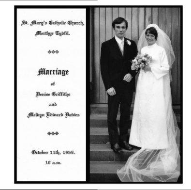Matthew & Michelle's 40th Anniversary book cover