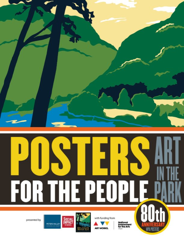 View Posters for the People by Peters Valley School of Craft
