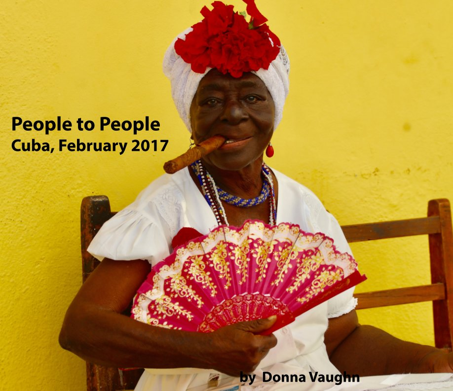 View People to People by Donna Vaughn