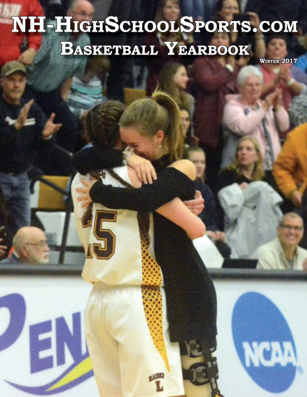 View 2017 Basketball Yearbook by NHHSSports