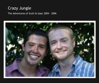 Crazy Jungle book cover